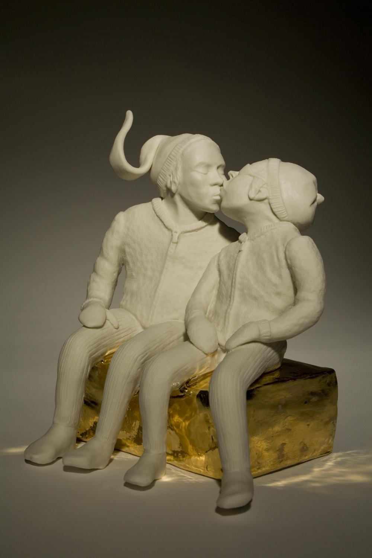 Paar 2010 H: 17 cm sold