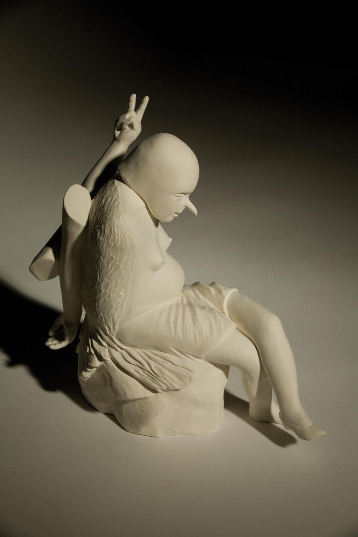 PEACE 2012 H: 17 cm sold