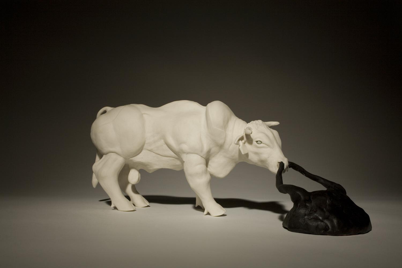 Bulle 2009 H: 13 cm