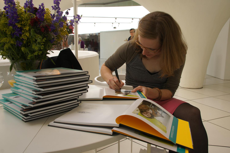 Keramion Einzelausstellung: Streunen2012