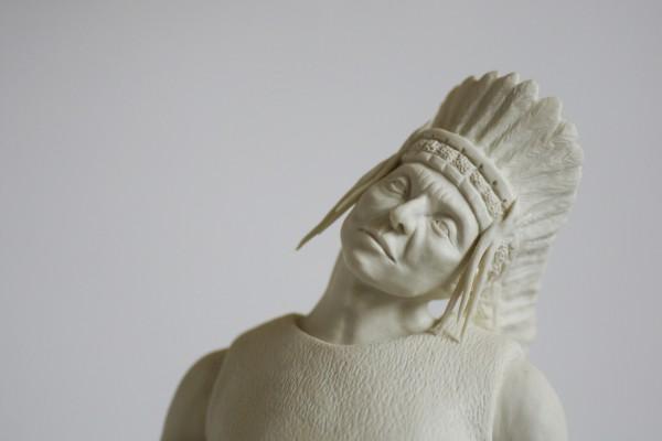 Indianer 2013  detail