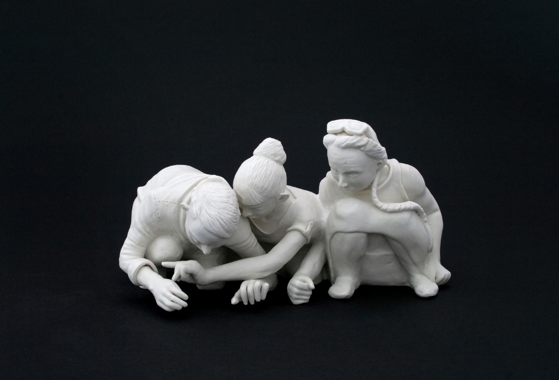 Freundinnen 2010 H: 7 cm sold