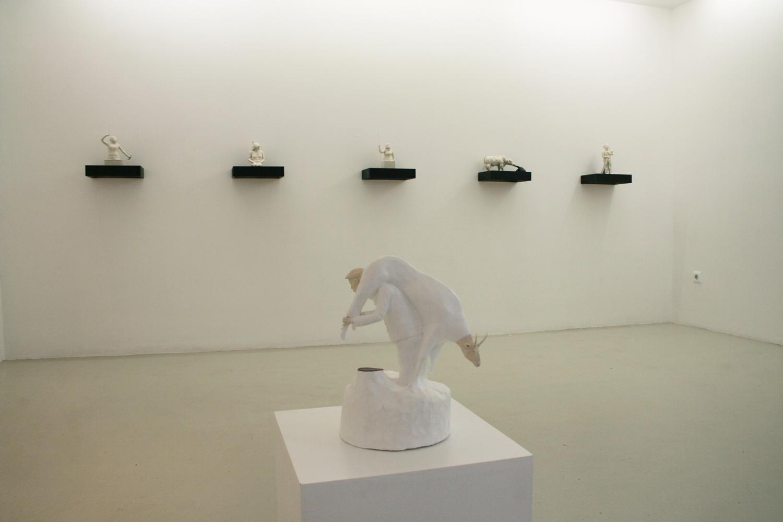 Galerie H.M.Bischoff 2012Minor Matters