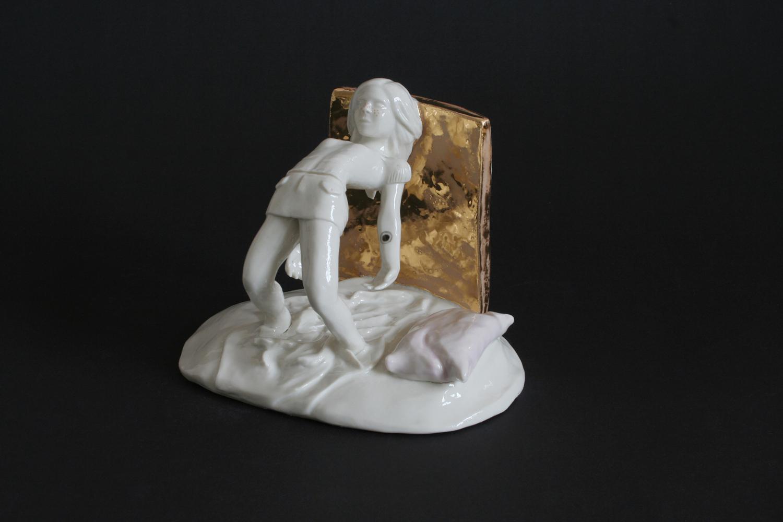 Mädchen 2008 H: 13 cm sold