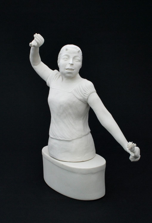 Mademoiselle 2009 H: 18 cm